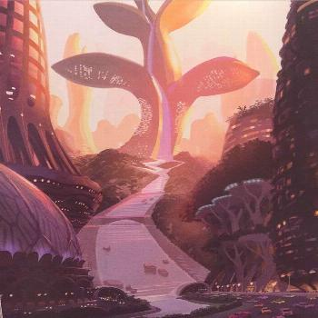 Another background concept piece. Another background concept piece. by theartofanimation