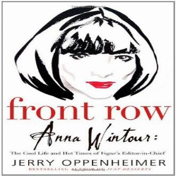 Front Row: Anna Wintour by Jerry Oppenheimer (2005-02-25)