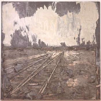 Lot's WifeLot's Wife 1989  Part of a set. See all set records  Anselm Kiefer (German, 1945-)  Germa