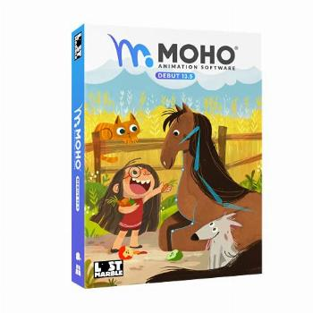 Moho Debut 13.5 | Create your own cartoons and animations in