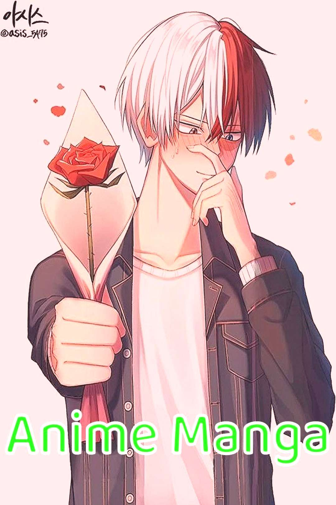 Anime Manga Happy Valentine's Day! Who will you be spending today with? Credit to @asis_5A75