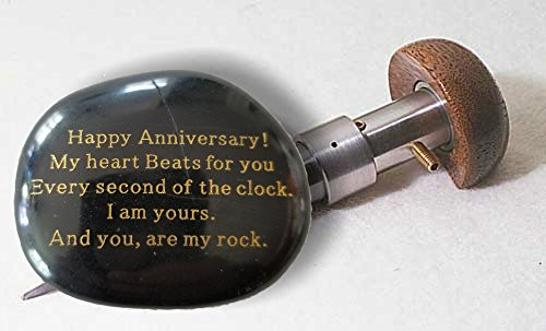 Anniversary GiftquotHappy Anniversary! My heart Beats for you