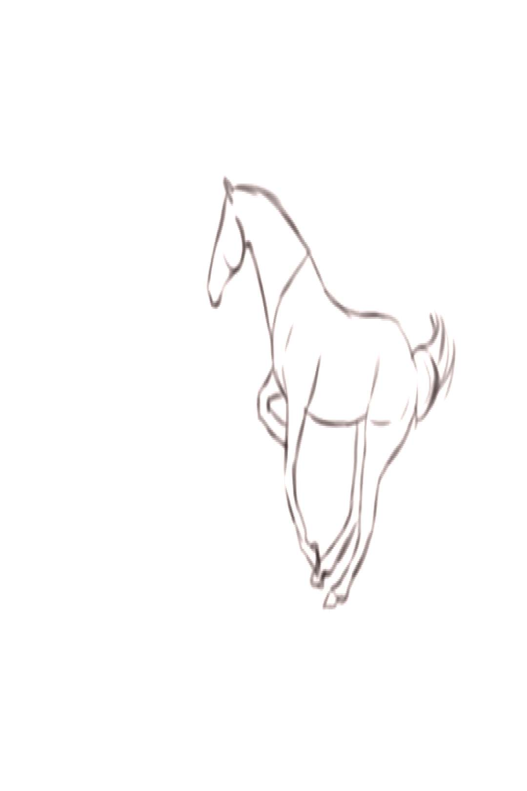 One Stride at a Time. There is something enchanting about drawn animation. Even in its simplest fo
