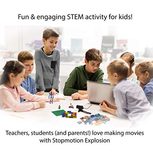 Stopmotion Explosion Complete HD Stop Motion Animation Kit